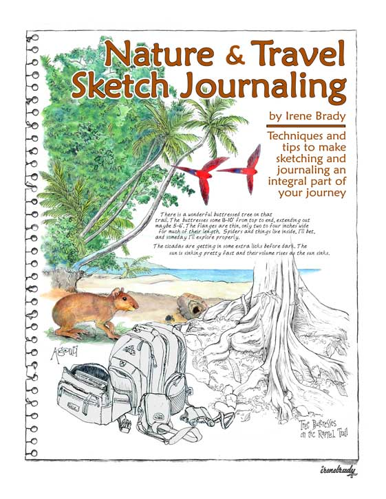 Nature & Sketch Journaling Workbook...